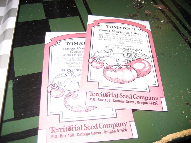 Matt's Adventures in Northwest Gardening » Tomatoes